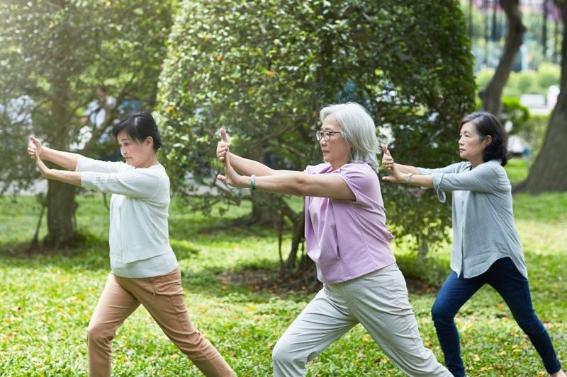 tai chi yoga lifestyle changes