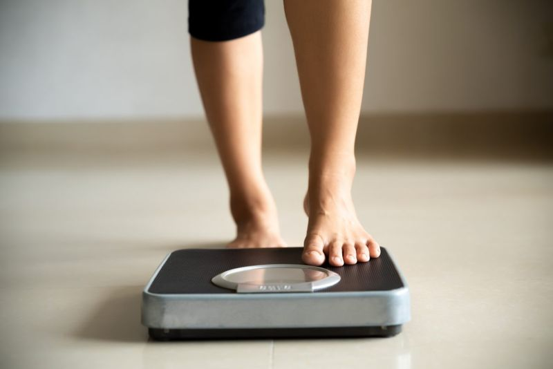 Lose weight through exercise.