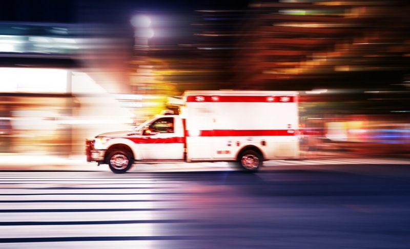 ambulance help treatment
