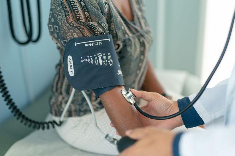 blood pressure heart disease