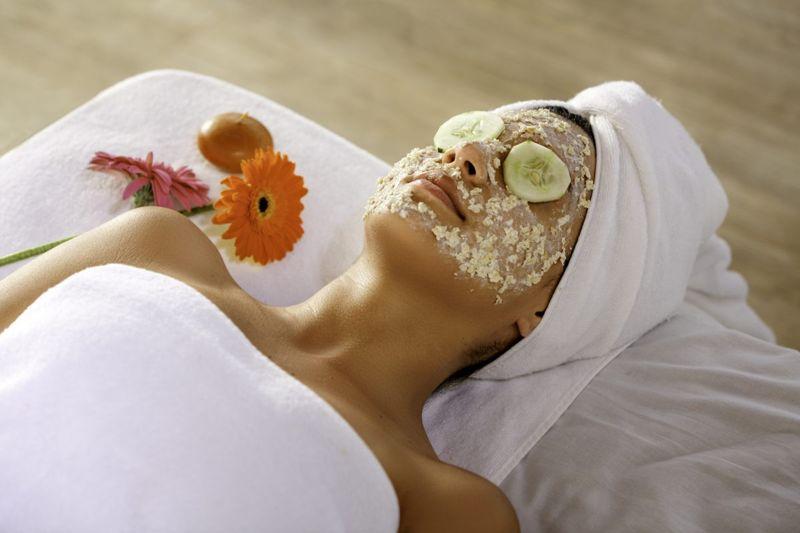 facial masks skin dryness oatmeal