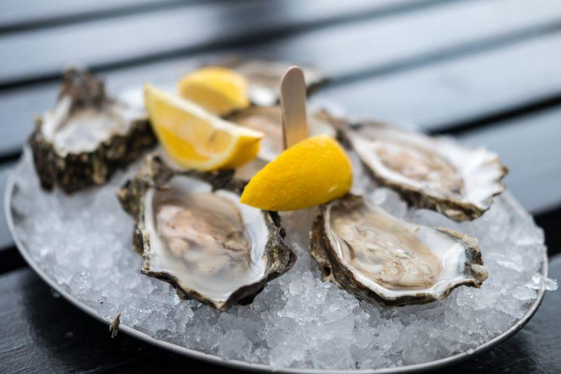 zinc iron hair growth oysters