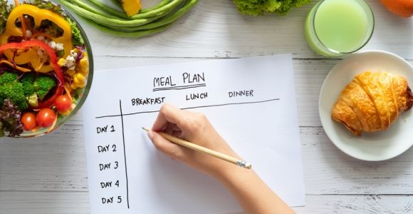 Bountiful Benefits of Healthy Meal Planning
