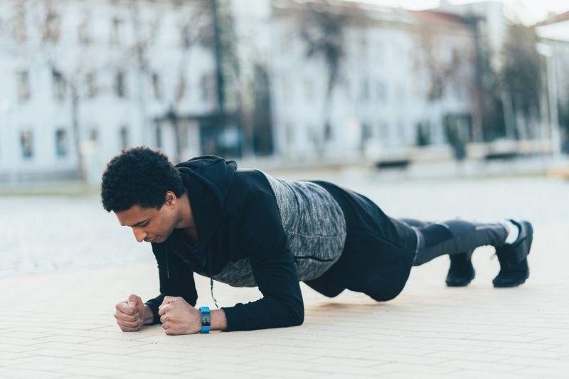 planks exercises posture head alignment