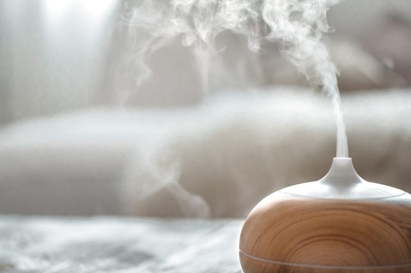 humidifier triggers allergens