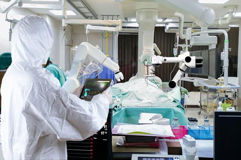 robotic surgery ventral hernia