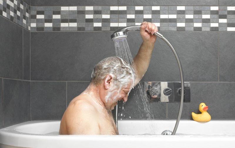 baths reductions blood sugar man