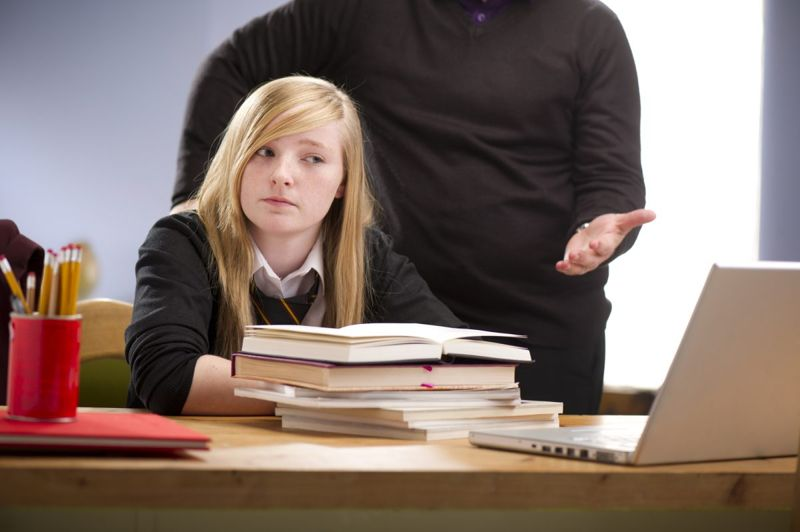 perfectionist parent anxieties issues daughter