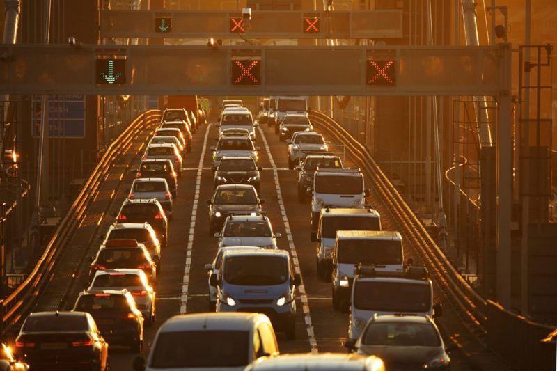 traffic car pollution