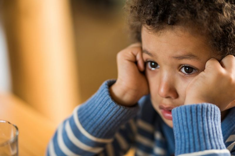 stress anxiety trigger changes child