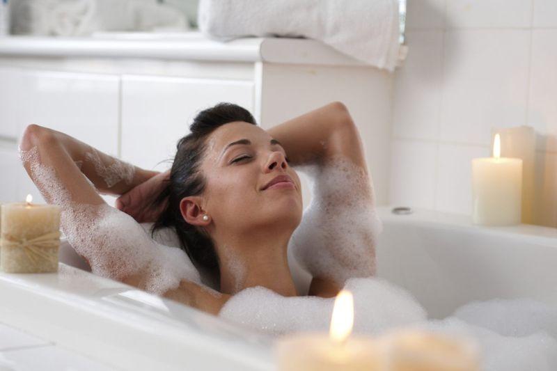 good overall health bathing bathtub