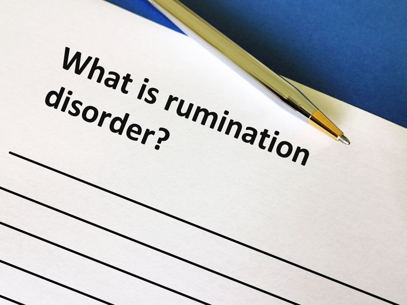 question concept rumination disorder