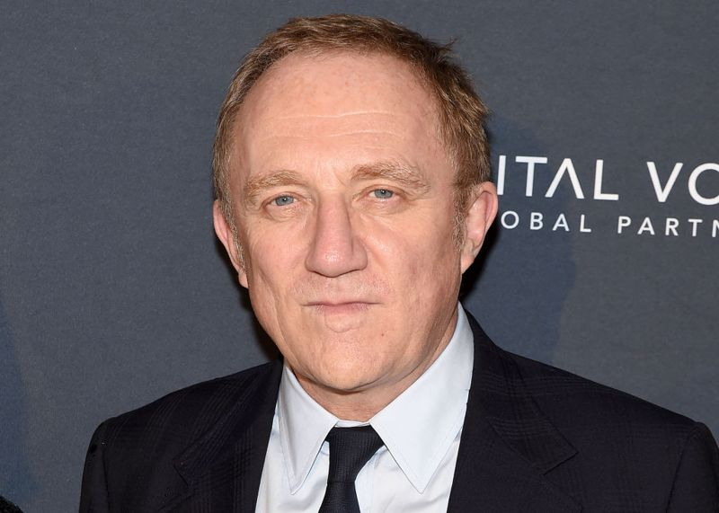 Francois-Henri Pinault attends the 2019 Vital Voices Solidarity Awards at IAC Building on December 09, 2019 in New York City.