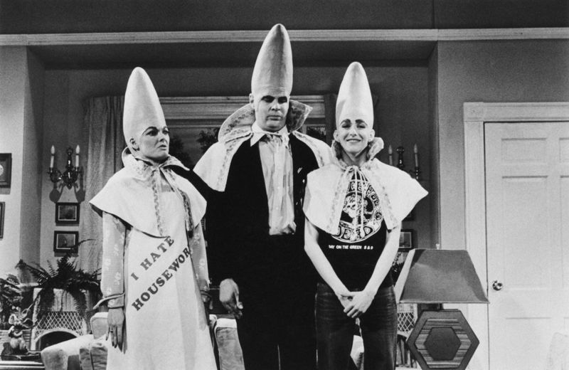 SNL Coneheads