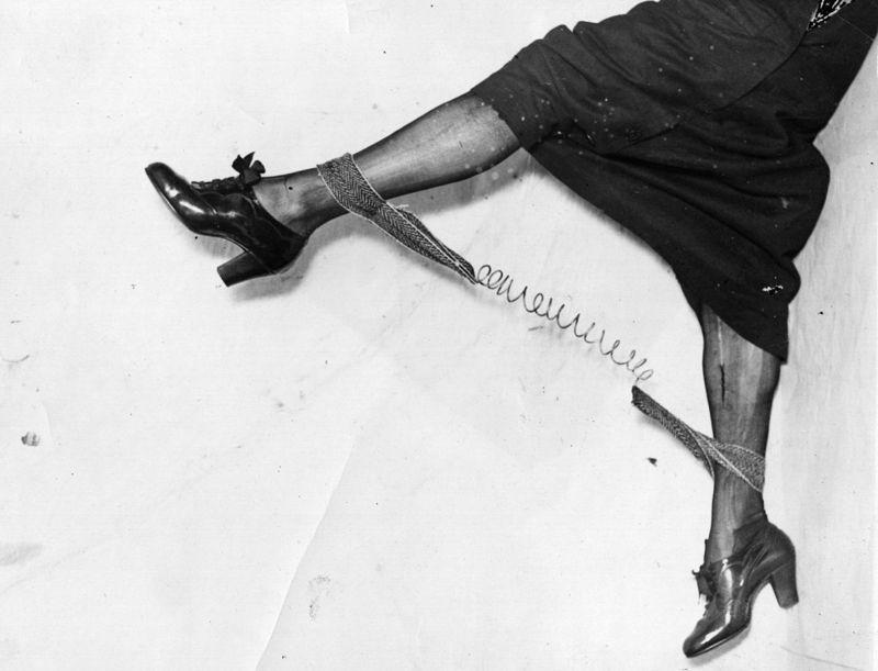 vintage leg spring