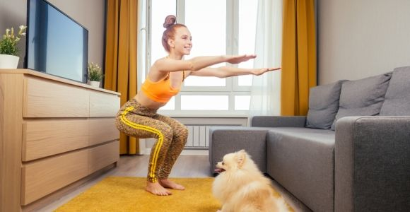 Great Full-Body Exercises To Do in Small Spaces