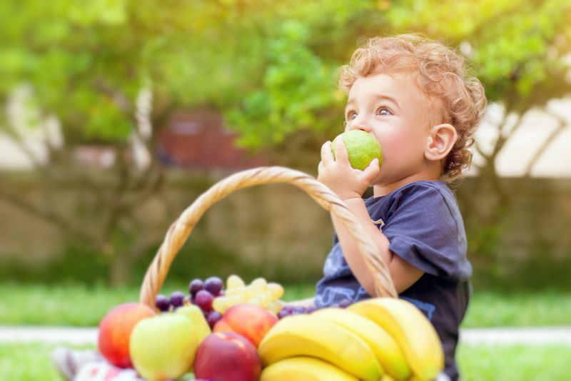 Mineral and Vitamin Deficiencies in Babies and Toddlers