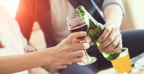 The Impossible Choice: Beer or Wine?