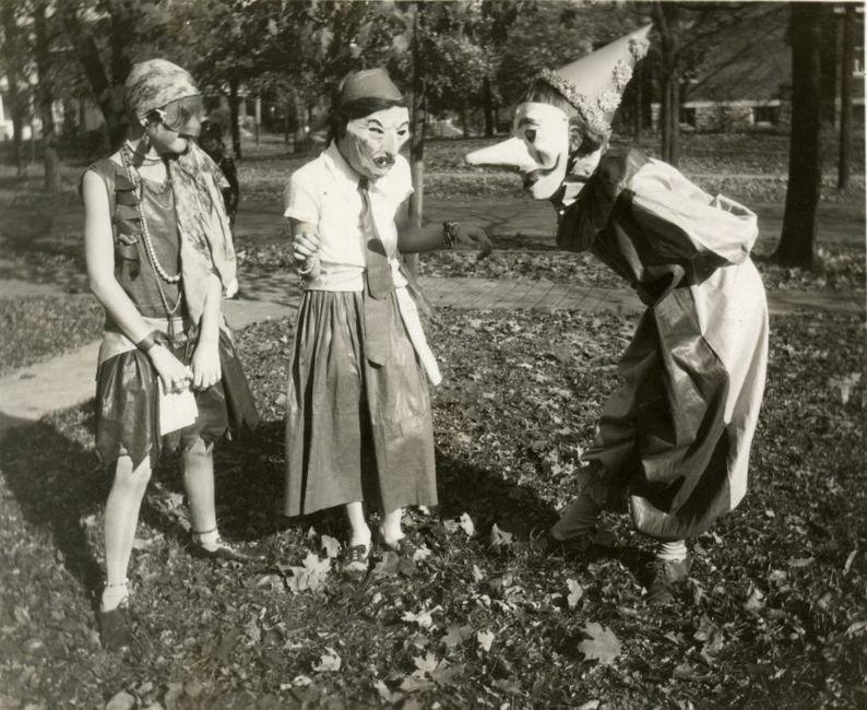 children costume park