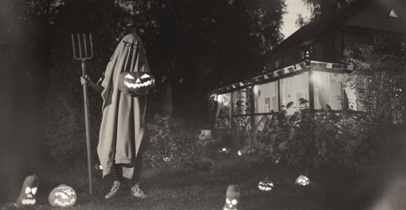 A Journey of Halloween Through Time