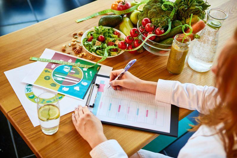 nutrition specialist researcher dietician