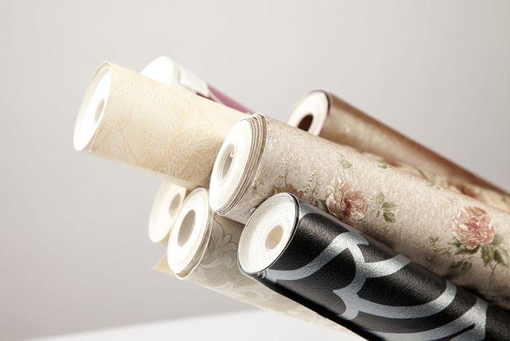 peel stick vinyl wallpaper rolls