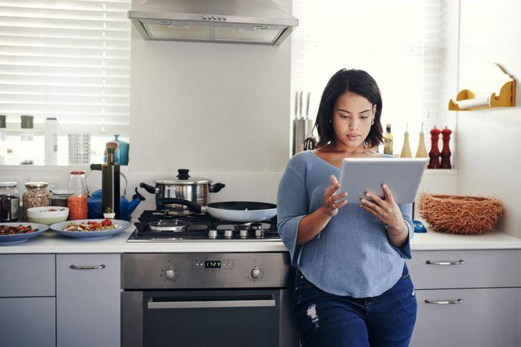kitchen gadget space