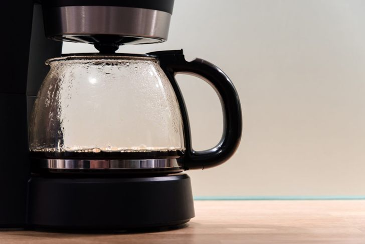 coffee maker cleaning