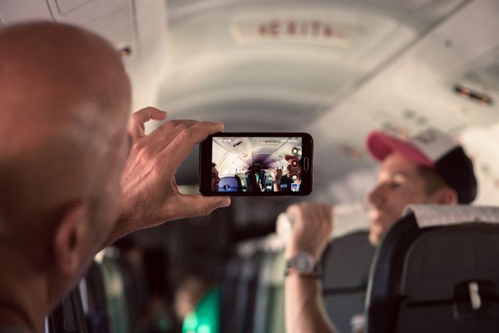 iphone rotate video