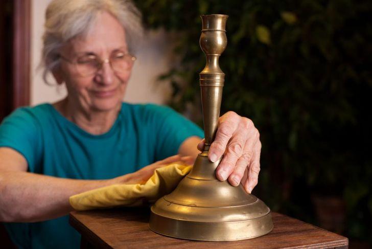 Cleaning Brass True Brass Plated