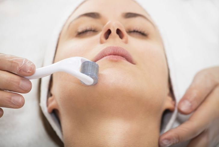Skincare Tools Exfoliate Brushes Dermarollers