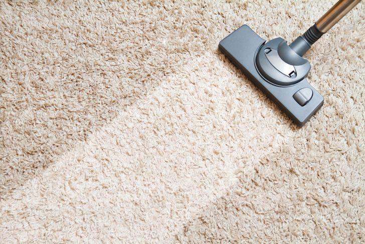 Vacuum to get rid of fleas