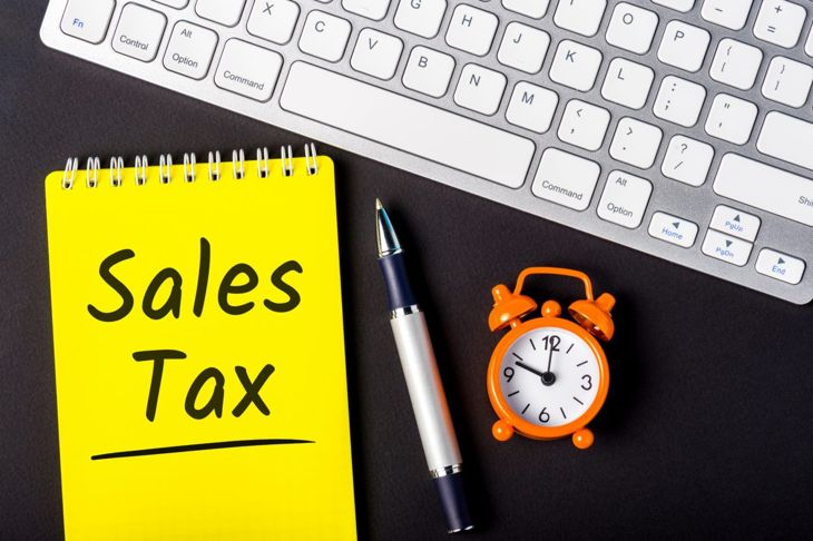 State sales tax deduction
