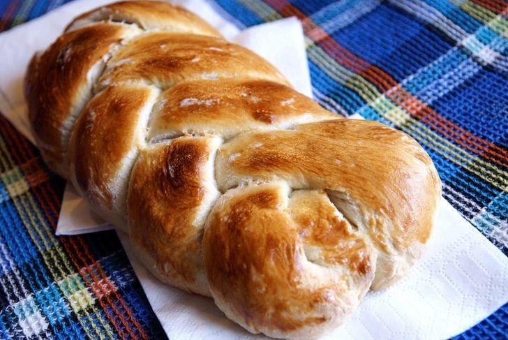 French bread braided bread