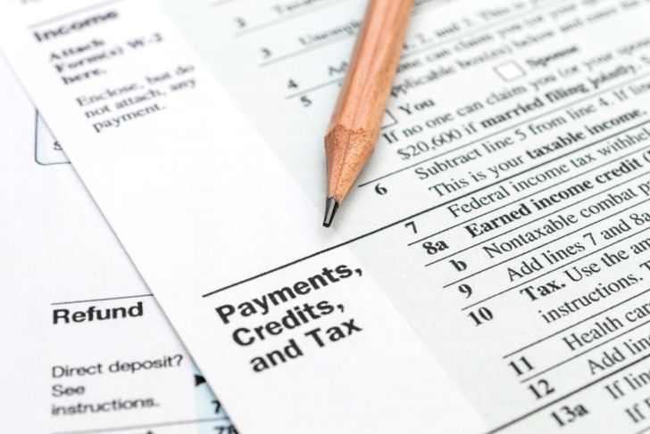 Earned Income Tax Credit deduction