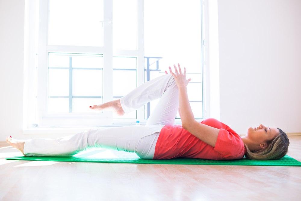 Nerve Mobilizing Stretch for sciatica