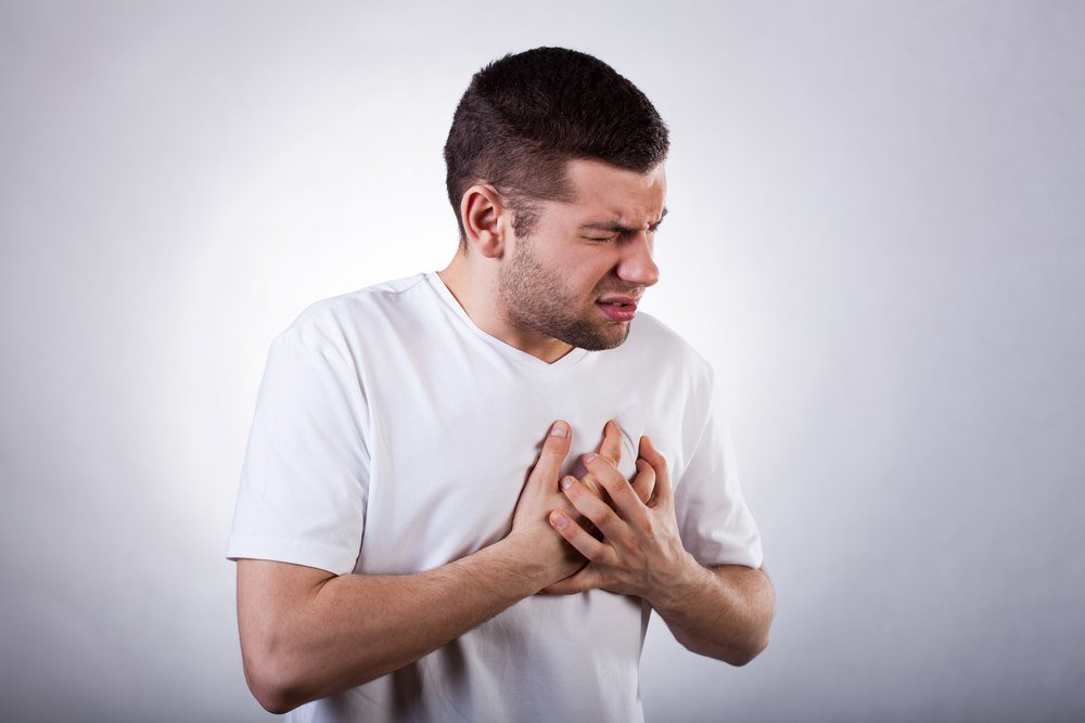 breathing thrombosis