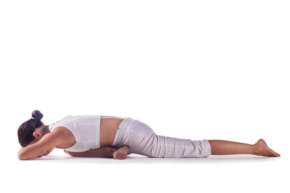 pigeon pose stretch for sciatica