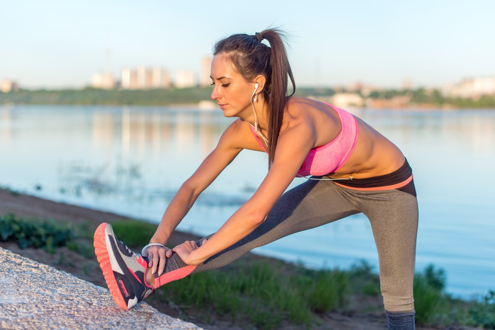 hamstring stretch for sciatic nerve pain