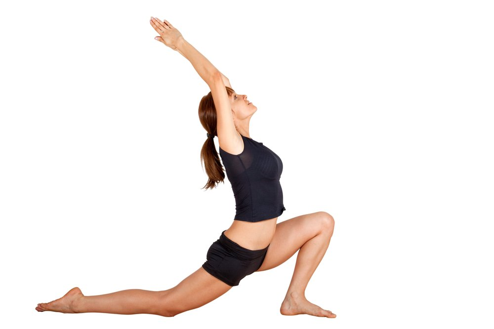 low lunge for sciatica