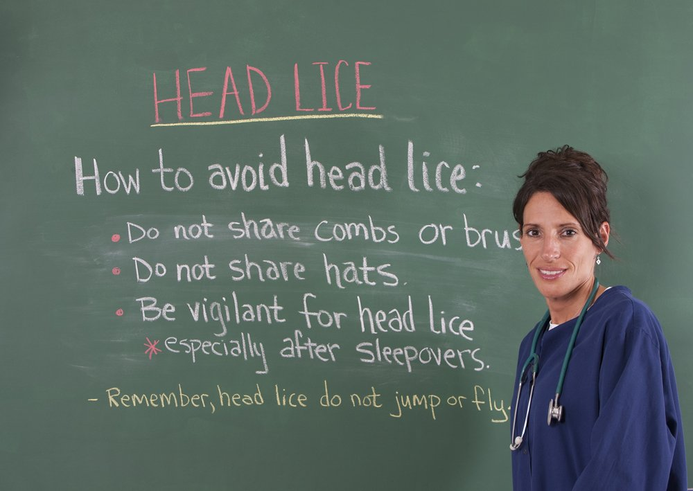 head lice advice