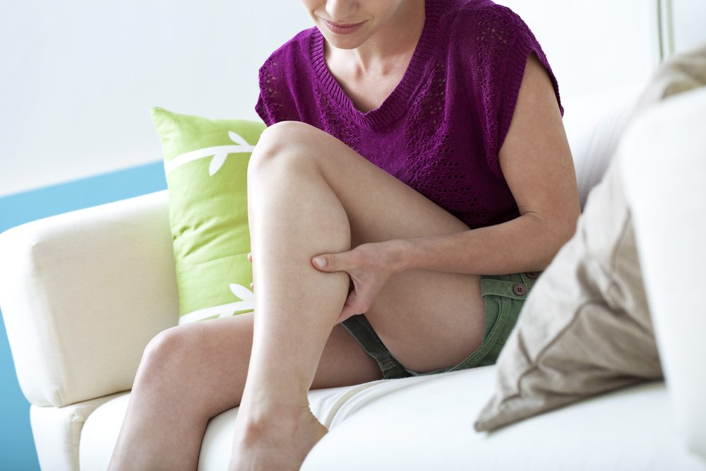 pain and tenderness deep vein thrombosis