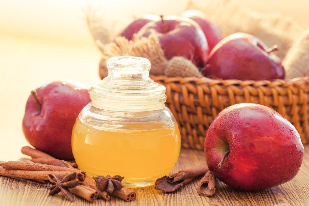 apple cider vinegar yeast infection