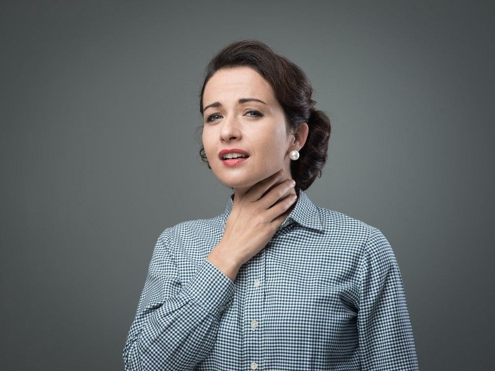 strep throat signs