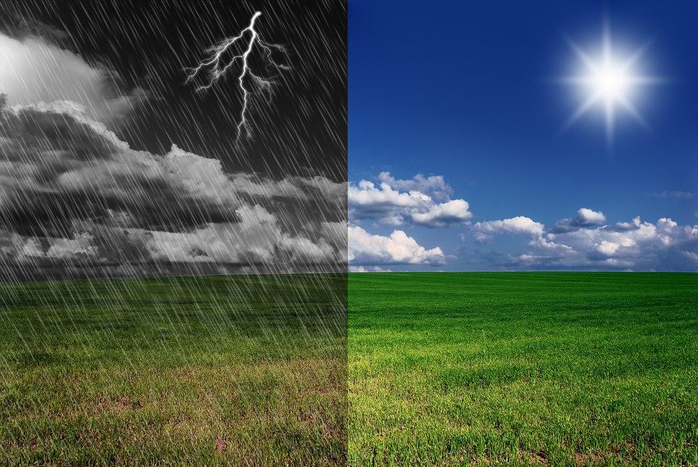 weather changes migraines