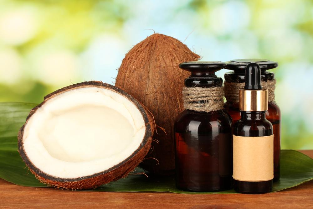 sunburns properties of coconut oil