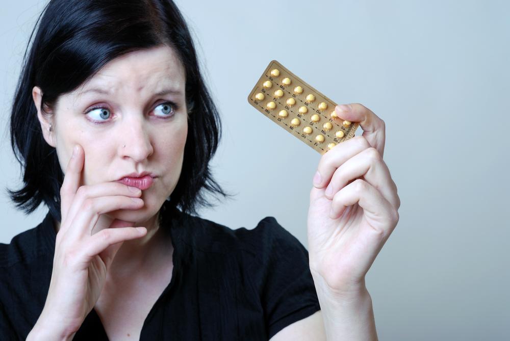 oral contraceptives acne