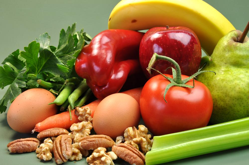 diet zika virus veggies