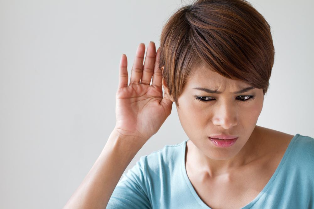 hearing loss meningioma