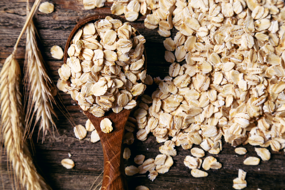 oatmeal Eczema